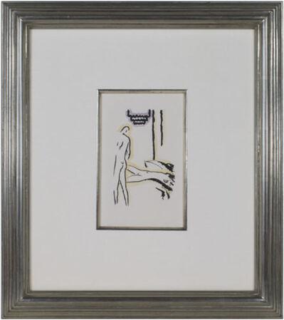 Kees van Dongen, 'Lovers -La Garconne Series- Des amants', 1925
