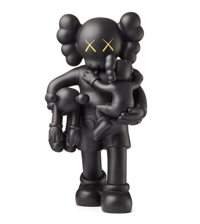KAWS, 'Clean Slate Black', 2018