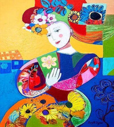 Brigitte Szpiro, 'Le printemps', 2020