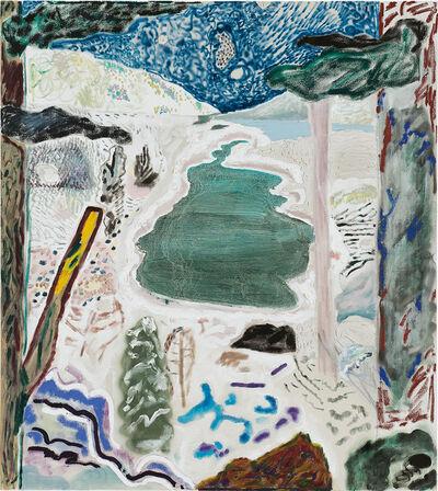 Shara Hughes, 'What A Winter', 2015
