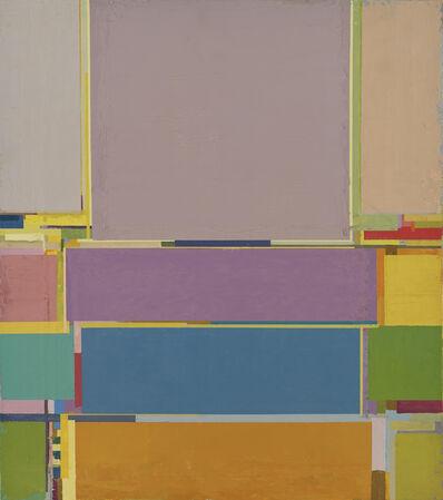 Benjamin Appel, 'Möbel und Schranken 91', 2014