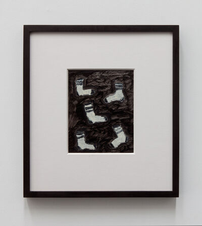 John Finneran, '5 socks', 2015