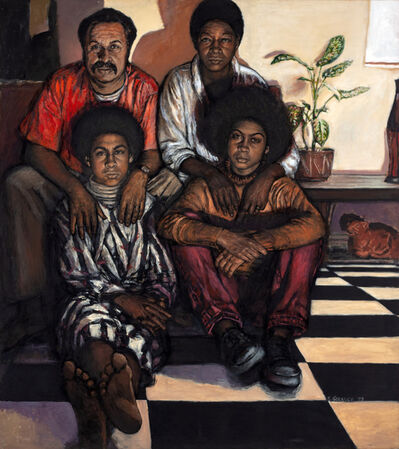 Shirley Gorelick, 'Family I', 1973