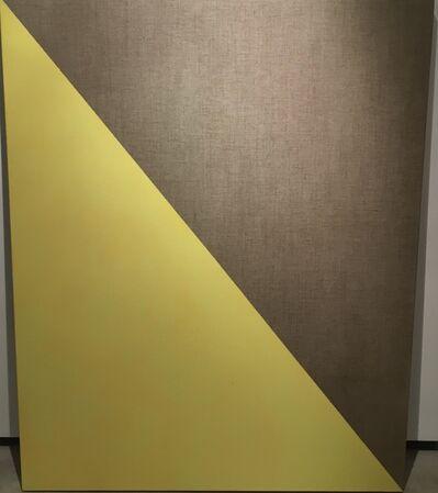 Manolo Ballesteros, ' yellow and linen', 2020