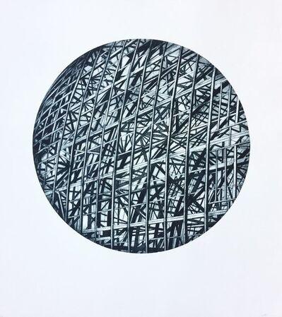 Jenny Robinson, 'Tondo #1', 2015