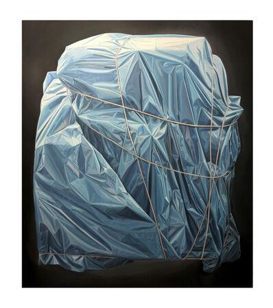 Nicolás Radic, 'Cover Azul', 2015