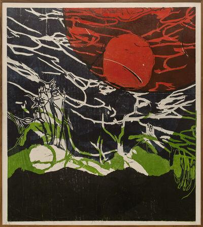 Fabricio Lopez, 'Traumas, metáforas e suspensão IV', 2012