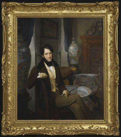 Giuseppe Molteni, 'Portrait of Marchese Antonio Visconti Aimi', 1830-1835