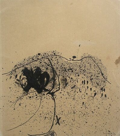 Antoni Tàpies, 'Untitled', 1955