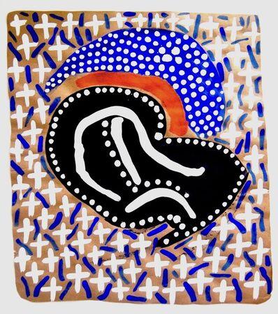 Tamrat Gezahegne, 'Adorned Body (27)', 2016