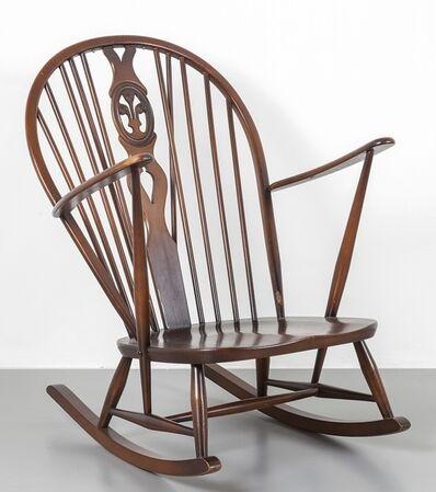 Lucian Ercolani, 'A rocking armchair for ERCOL 60s.'