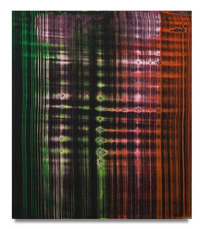 Ed Moses, 'La Croos', 2008