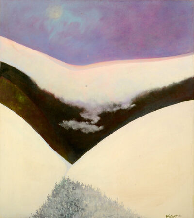 Michael Wright, 'New Hampshire Winter', 1980