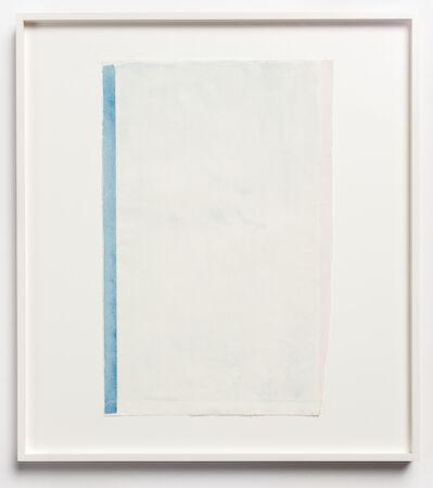 John Zurier, 'Untitled (Reykjavík, Dec.) 1', 2016