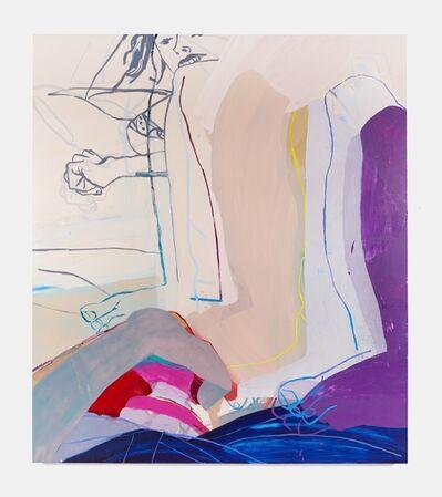 Sarah Faux, 'Stuttering due to vibration', 2019