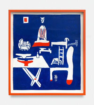 Soeren Behncke, 'Atelier Calder', 2017
