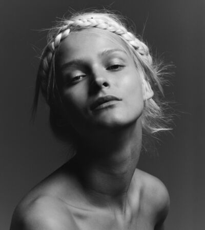 Inez & Vinoodh, 'Carmen Kass - Narciso Rodriguez For Her Campaign, 2000', 2000