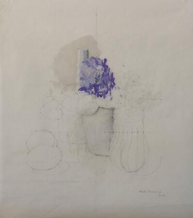 Alberto Romero, 'Bodegón con celestinas II ', 2017