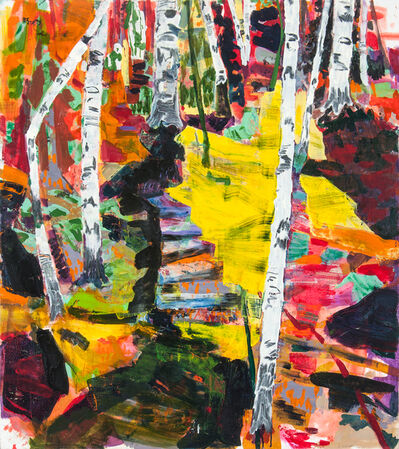 Allison Gildersleeve, 'A Walk in the Park', 2018