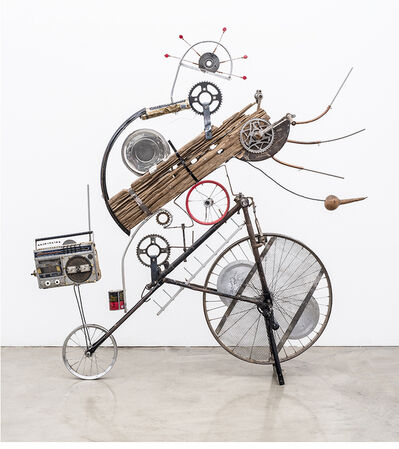 Cyrus Kabiru, 'Mziki (music)', 2018