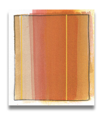 Matthew Langley, 'Phase (9/13/2015) (Abstract painting)', 2015