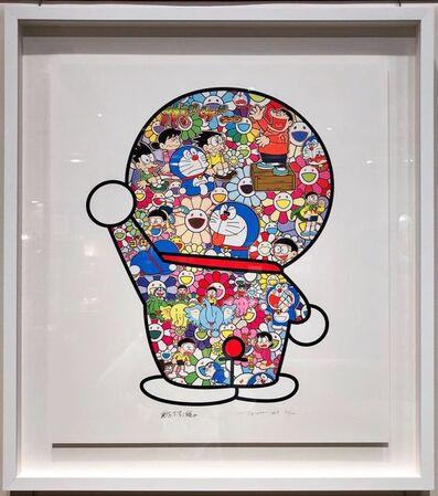 Takashi Murakami, 'Doraemon: Doraemon's Daily Life', 2019