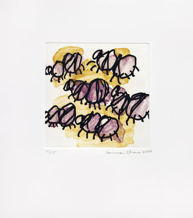 Louisa Chase, 'Five Fears: Ants', 2000
