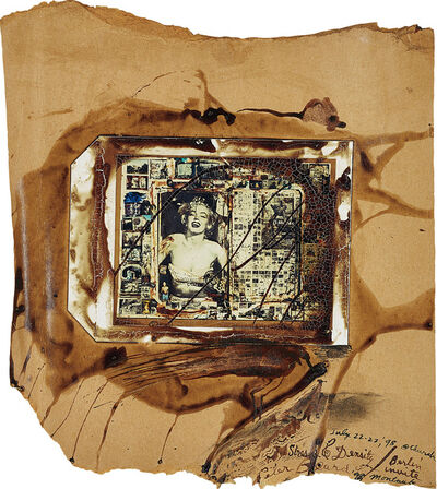 Peter Beard, 'Stress & Density', 1998