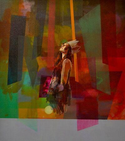 Bartholomew Beal, 'Hyacinth Girl (Study II)', 2015