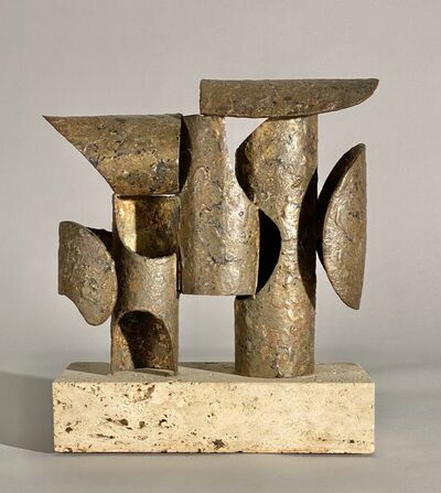 Anthony Padovano, 'Untitled Abstraction', 1962