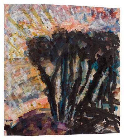 Fritz Ascher, 'Trees', undates