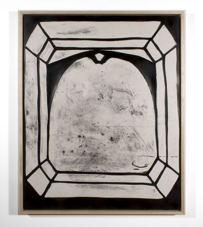 Erin Morrison, 'Mirror (Black)', 2016