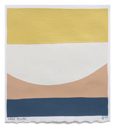 Scott Sueme, 'Kings Yellow', 2019