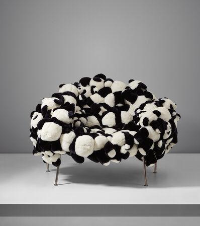 Humberto and Fernando Campana, 'Panda Banquette' chair', 2007