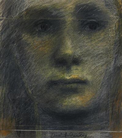David Fertig, 'The Woman on the Cliff', 2018
