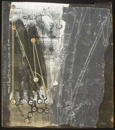 Antoni Clavé, 'Un instrument', 1982
