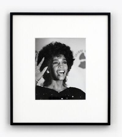 Ron Galella, 'Whitney Houston', 1987