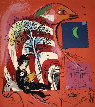 Marc Chagall, 'The Rainbow', 1969