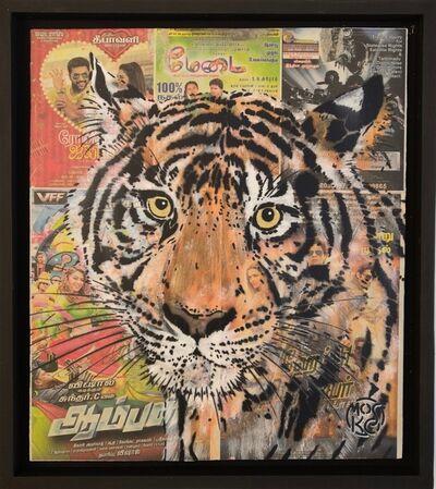 Mosko, 'Indian tiger', 2019