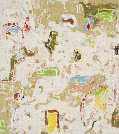 Julie Poulsen, 'Small olive plane', 2015