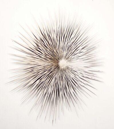 Norman Mooney, 'Silver Sun No 3', 2011