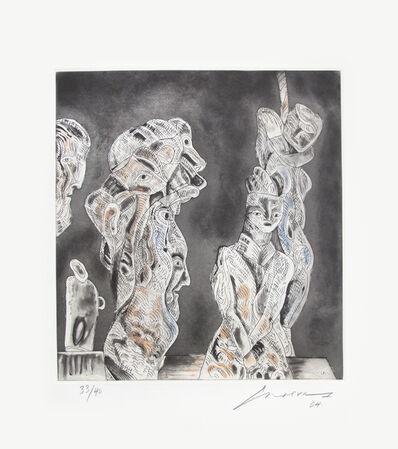 Jose Luis Cuevas, 'Esperpentos 34/40', 2010-2015