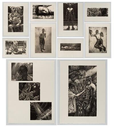 Vincent Valdez, 'Stations (series)', 2003