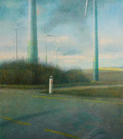 Hanno Karlhuber, 'Windpark', 2018