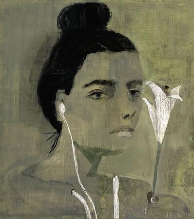 Aubrey Levinthal, 'White Lily', 2019