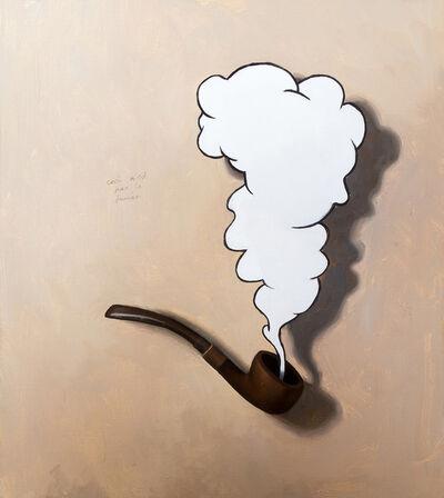 Kieran Ingram, 'Ceci N'est Pas La Fumee', 2018