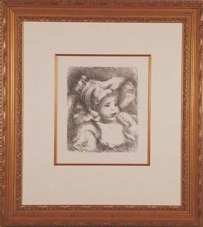 Pierre-Auguste Renoir, 'L'Enfant au Biscuit', ca. 1898-1899
