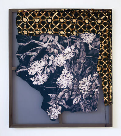 Lauren Luloff, 'Purple Hydrangea', 2017