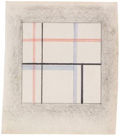 Burgoyne Diller, 'Untitled (Third Theme)', ca. 1946