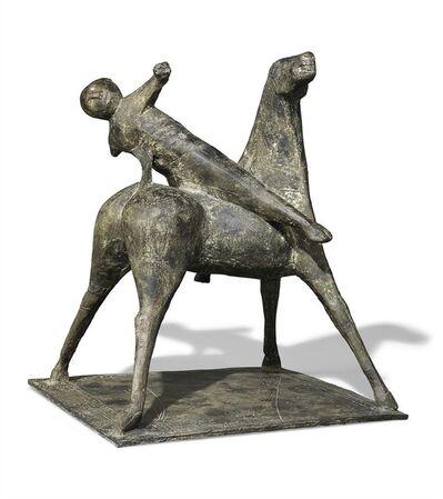 Marino Marini, 'Cavaliere (Horseman)', 1952